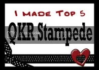 QKR Top Five Winner