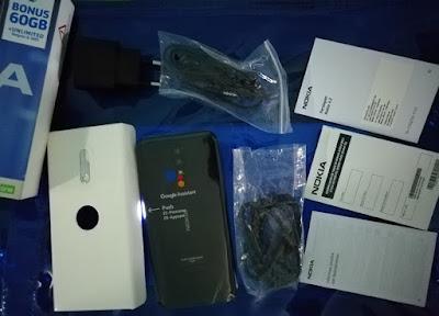 Unboxing Nokia 4.1 (Endah/Teknogav.com)