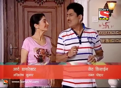 Neha Mehta AKA Anjali Mehta of TMKOC In Tight T-Shirt Very Hot