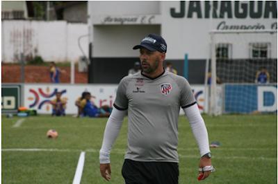 Fabiano Borba mostra confiança neste inicio de trabalho no Jaraguá