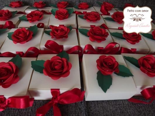 Flores de papel Requinte Convites
