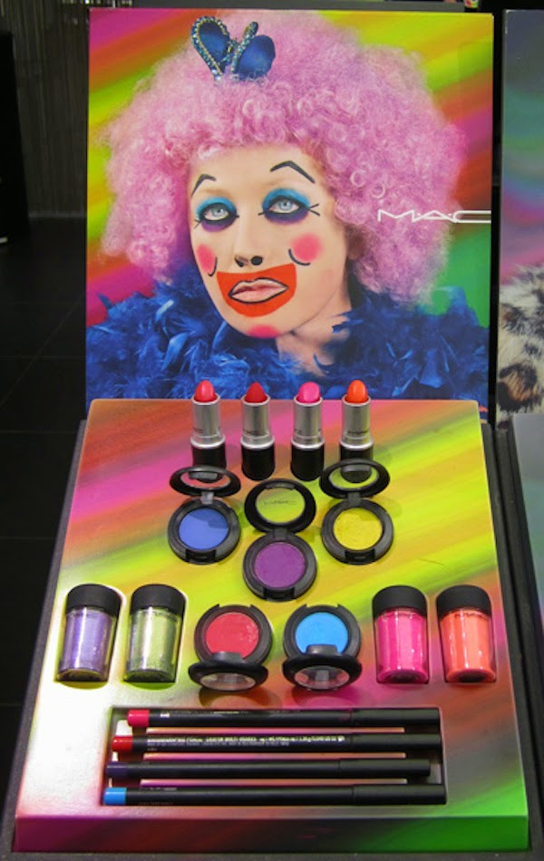 Cindy Sherman Clown Display