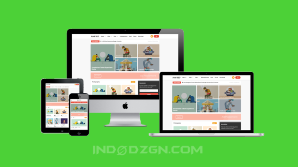download template asal seo, asal seo premium blogger template, template blogger asal seo gratis