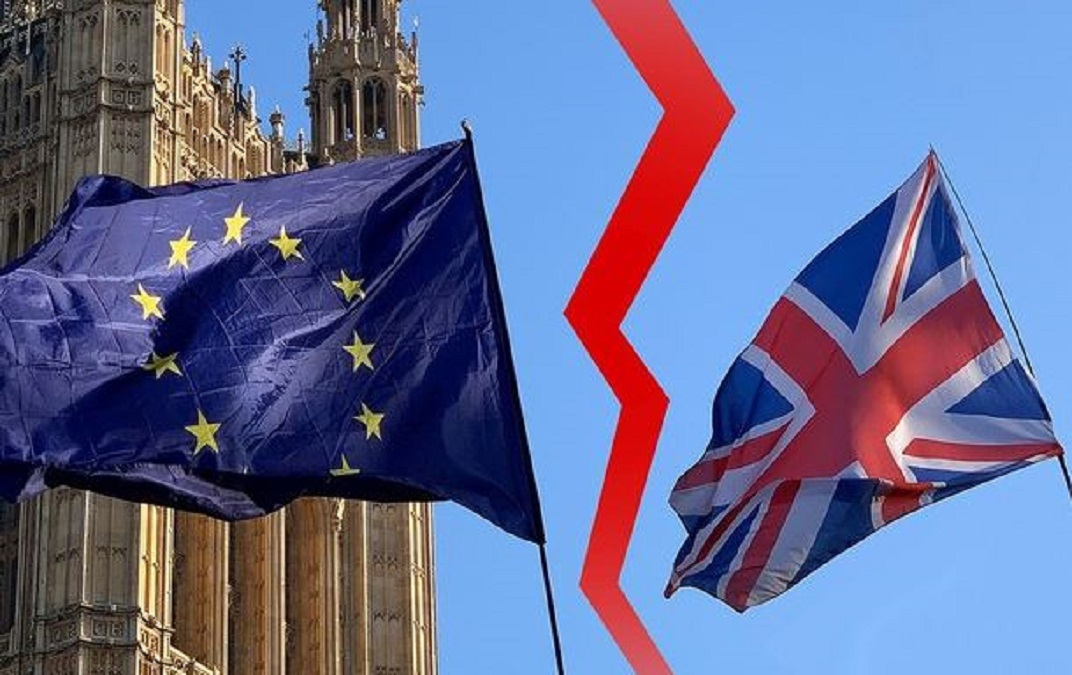 Britain is now out of the EU purview