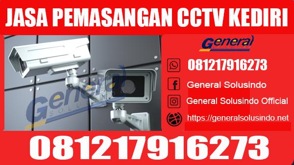 Jasa Pemasangan CCTV Plemahan Kediri Murah Terpercaya