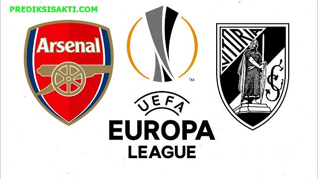 Prediksi Bola Arsenal vs Vitoria de Guimaraes 25 Oktober 2019 Lihat Statisnya !