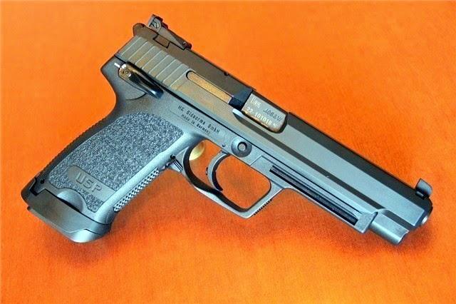 Pistola H&K USP Expert | Armas de Fuego