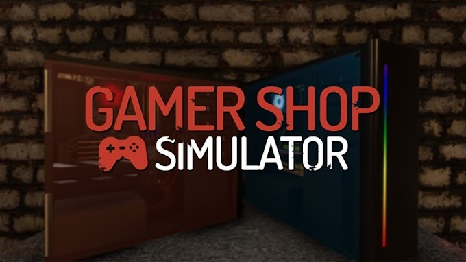 Gamer Shop Simulator İndir