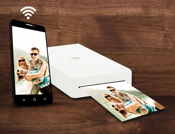 Micromax YU Yupix (YUAMP001) Smart Pocket Printer launched in India at ₹6999