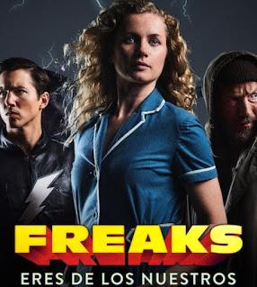 Freaks: You're One of Us 2020-Freaks: Eres de los nuestros 2020