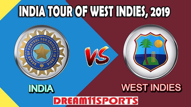 IND vs WI Dream11 Prediction 1st T20 Playing 11 Team India vs West Indies