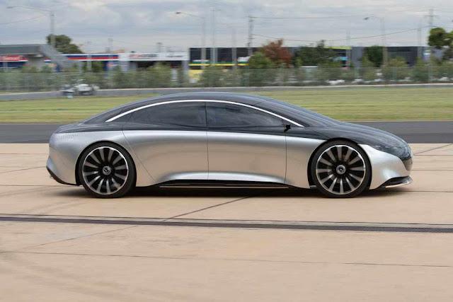 Mercedes-Benz New S-Class review