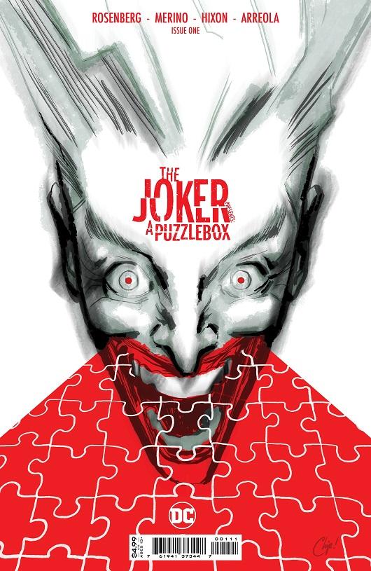 Joker Presents: A Puzzlebox #1