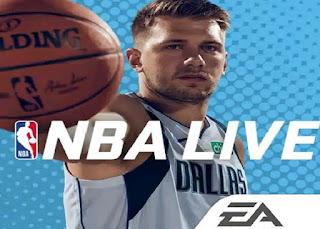 تحميل لعبة كرة السلة NBA LIVE Mobile Basketball