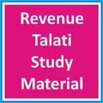 Revenue Talati Study Material
