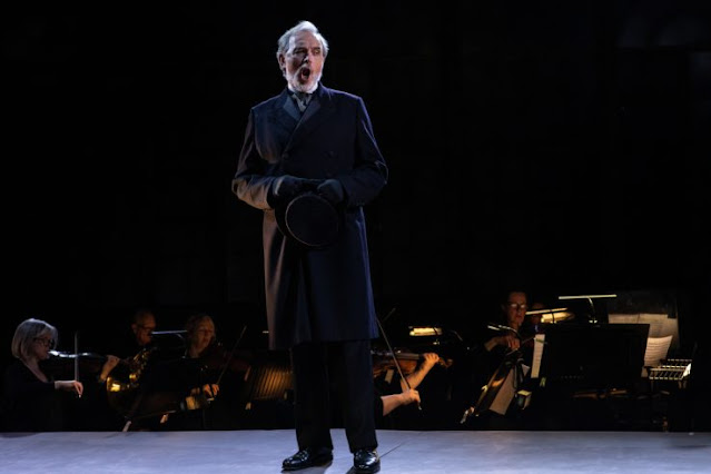 Verdi: La traviata - Stephen Gadd - Opera Holland Park (Photo Ali Wright)