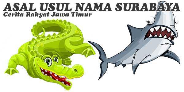 Asal Usul Nama Surabaya, Jawa Timur