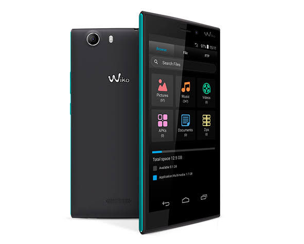Wiko Ridge 4G Stock Rom Firmware Flash File Download