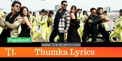 thumka-song-lyrics