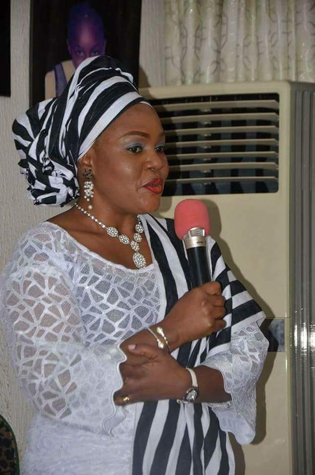 PRESS RELEASE FROM THE WIFE OF BENUE STATE GOVERNOR, DR MRS. EUNICE ORTOM