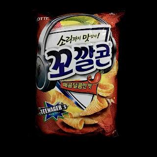 oleh-oleh snack korea