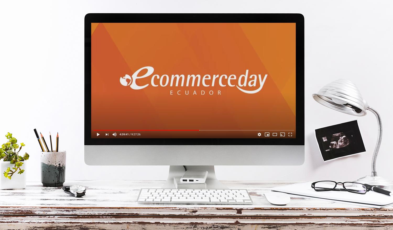 """Mira el eCommerce Day Ecuador """"Online Live Experience"""""""