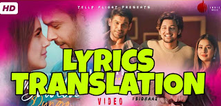 Bhula Dunga Lyrics in English   With Translation   – Darshan Raval