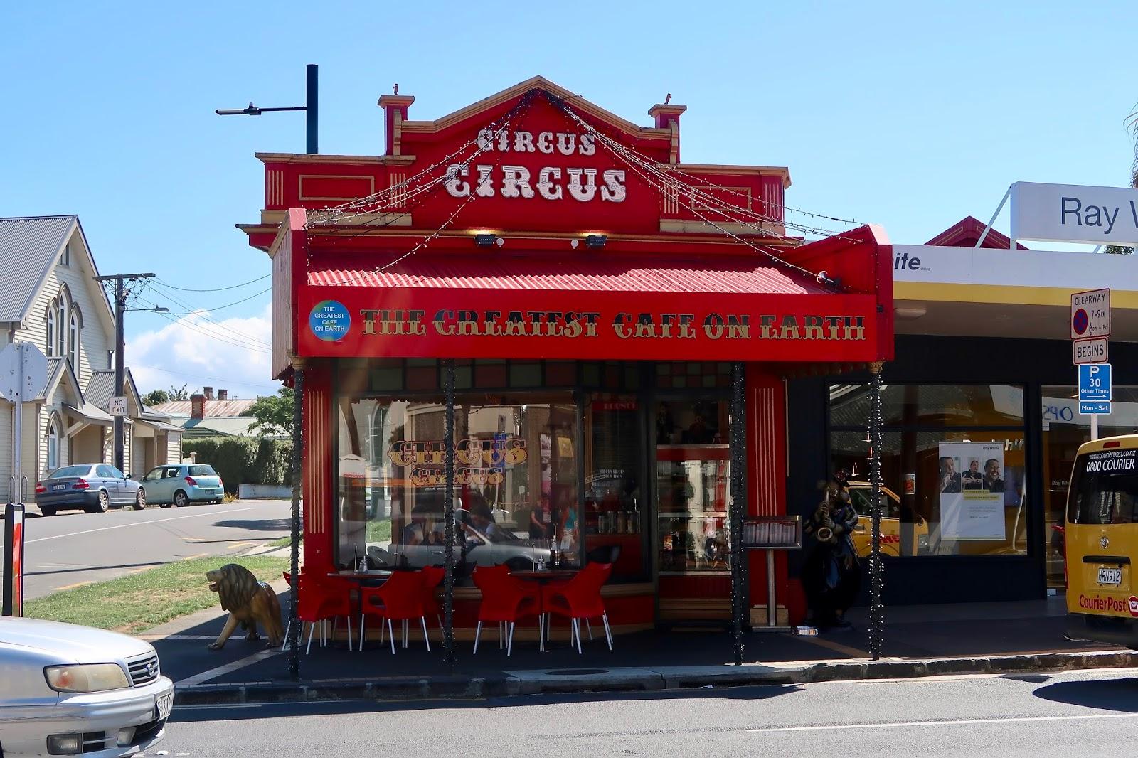 Circus Circus, Mount Eden