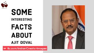 √ 20 Some interesting facts about Ajit Doval - अजित डोभाल कौन है और क्या है जानें, असली जिंदगी के बारे में कुछ ख़ास बातें