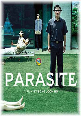 Parasite 2019 Hindi HEVC BluRay 100MB