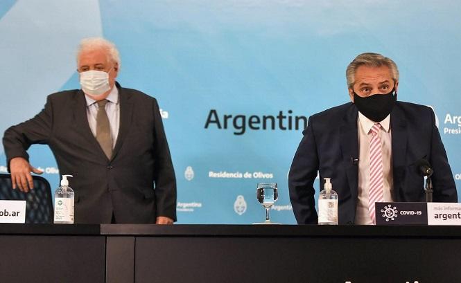 """Ginés González García, furioso con Alberto Fernández: """"Si yo llego a abrir la boca, se cae el Gobierno"""""""