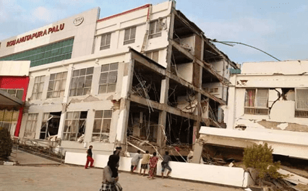 Puisi Bencana Alam Puisi Tentang Gempa Palu Dan Donggala