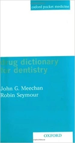 Download Drug Dictionary For Dentistry PDF