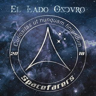 """Ο δίσκος των El Lado Oscuro """"Spacefarers"""""""