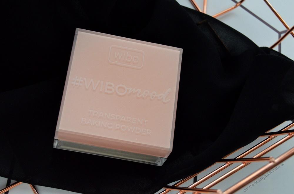 Wibo #WiboMood i porównanie do Huda Beauty Easy Bake