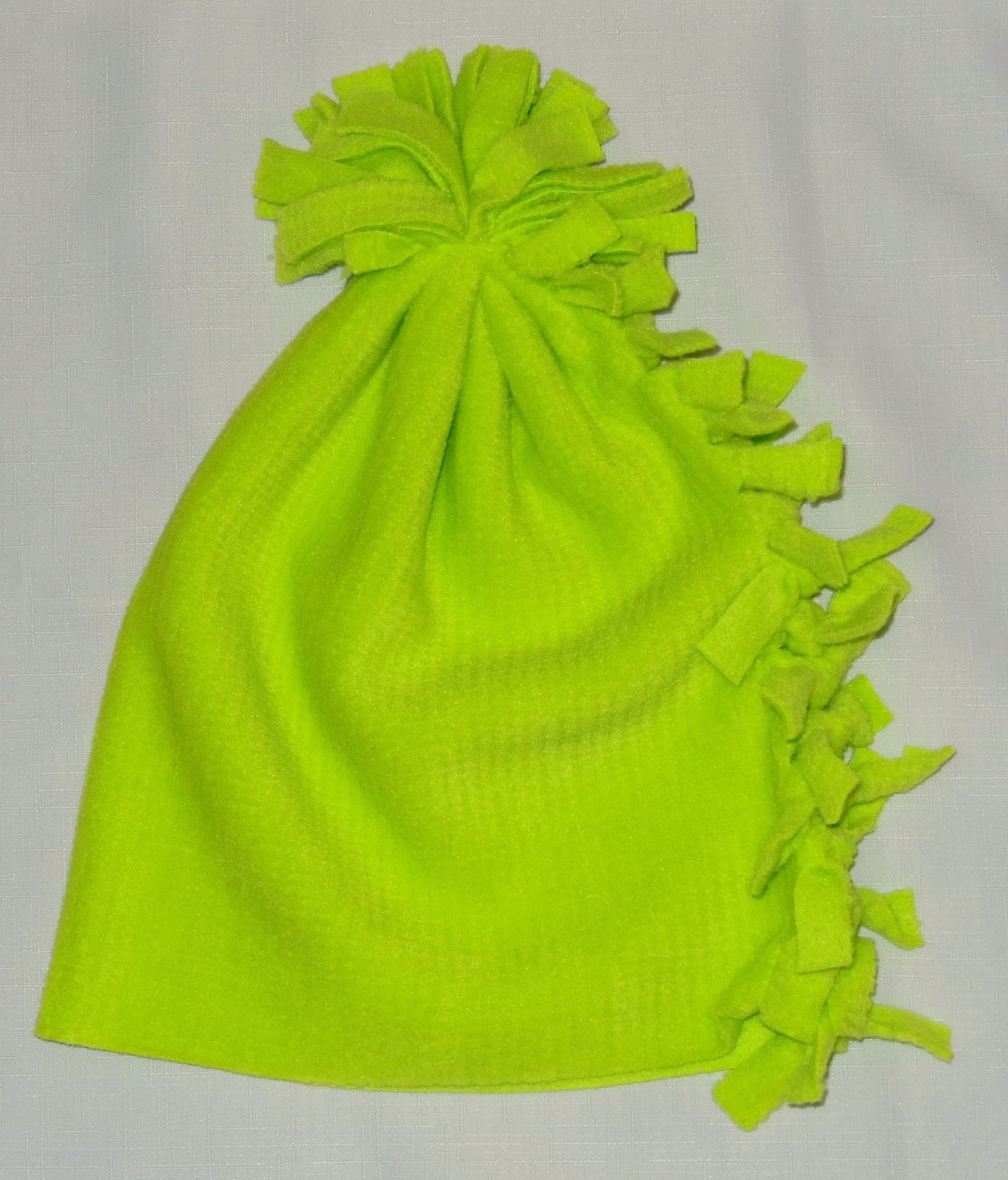 6b79f7bc7ed My Fabric Obsession  Fleece Hat