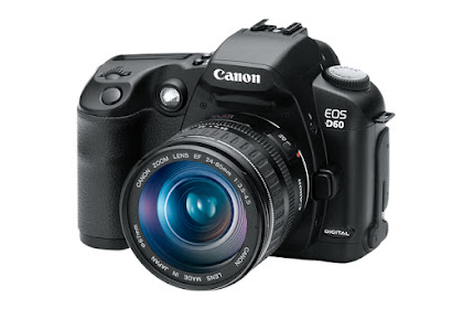 Canon EOS D60 Driver Download Windows, Mac