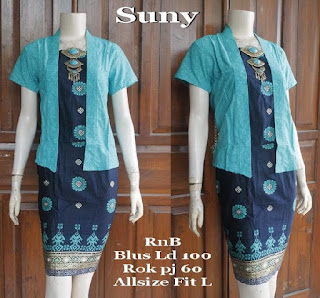 Kebaya Batik Suny KBW 340