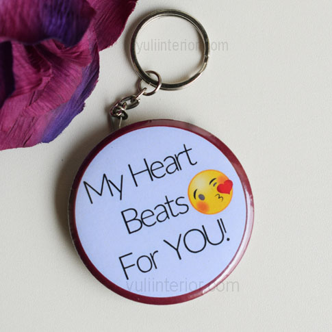 Heart Key Chain Lovers Gifts, Valentine's Day Gifts in Port Harcourt, Nigeria