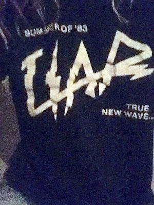 Liar t-shirt 1983