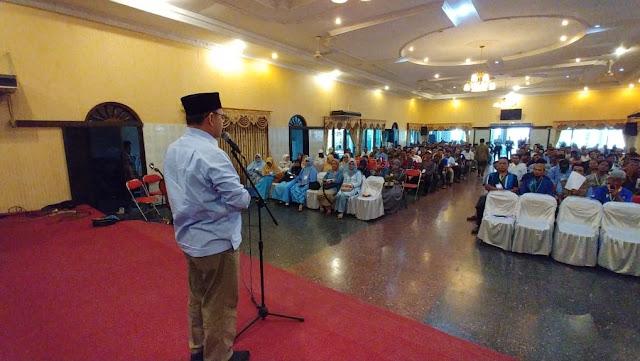 Kang Dirman: Warga Jateng Pengin Sekali Jokowi Diganti
