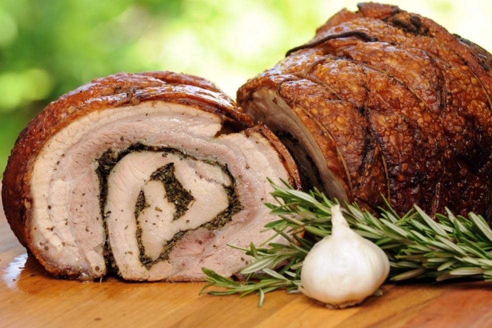 Porchetta di Ariccia con Listeria ritirata da Auchan e Simply