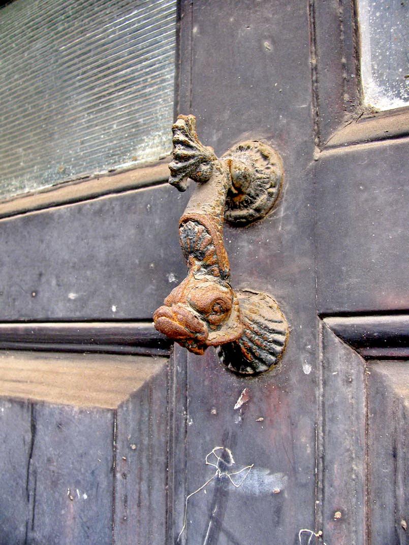 fish door-post