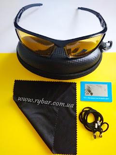 Поляризаційні сонце-захисні окуляри (жовтий 501)