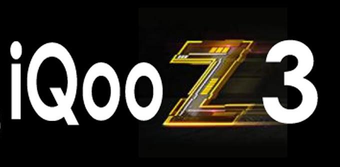iQoo Z3 Price in India, Revealing Specs, Antutu Benchmark Score 450k+