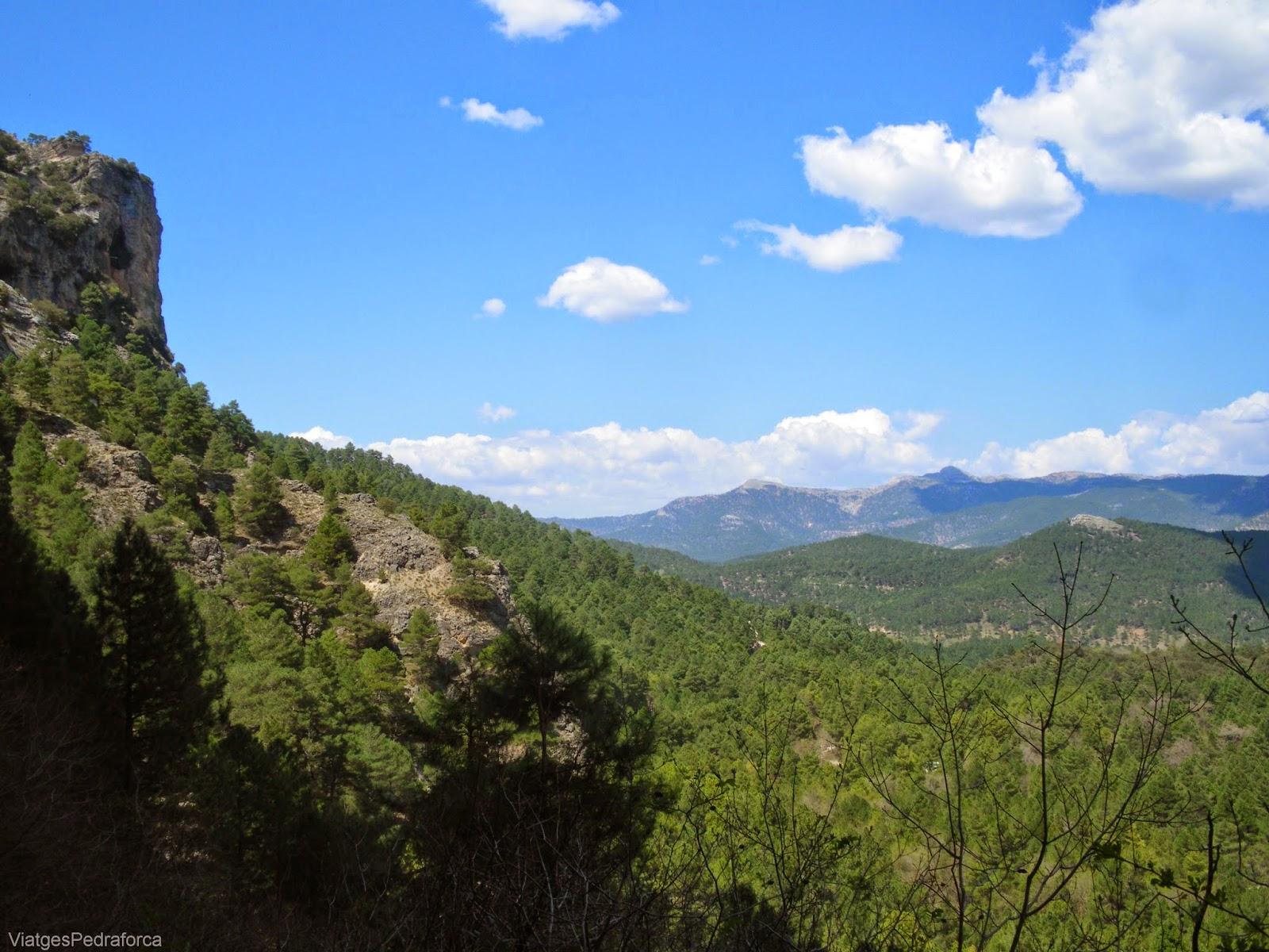 Sierra de Segura, Albacete, Castilla La Mancha, Amanece que no es poco, La Suiza Manchega