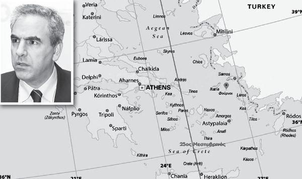 Συνεκμετάλλευση στο Αιγαίο προτείνει ο σύμβουλος Εθνικής (Αν)ασφαλείας!
