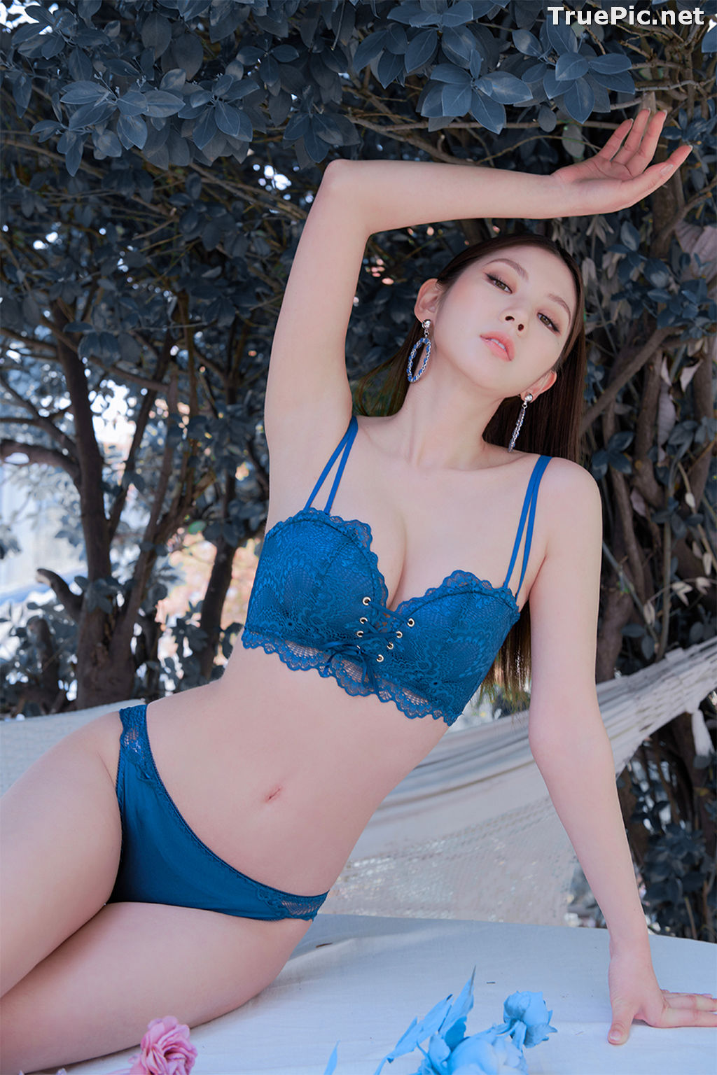 Image Korean Fashion Model – Lee Chae Eun (이채은) – Come On Vincent Lingerie #5 - TruePic.net - Picture-1