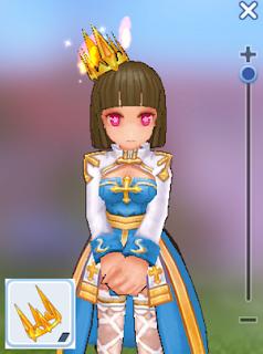 Warlock's Treasure Gacha Fire Lord's Emblem