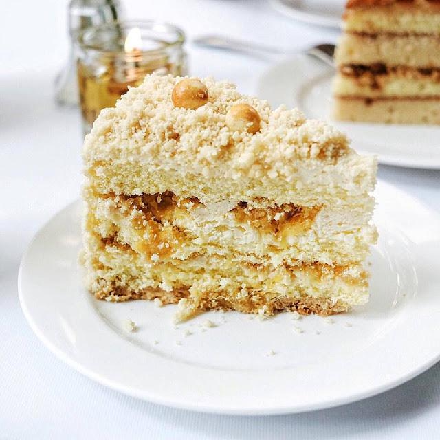 Nastar Cake